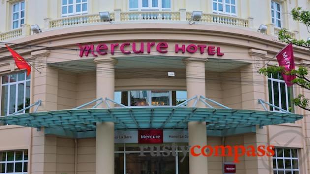 Hanoi  Mercure La Gare