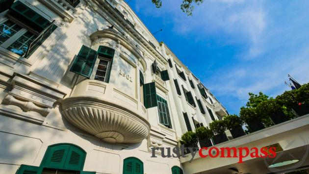 Hanoi's Metropole Hotel - the heart of the French Quarter