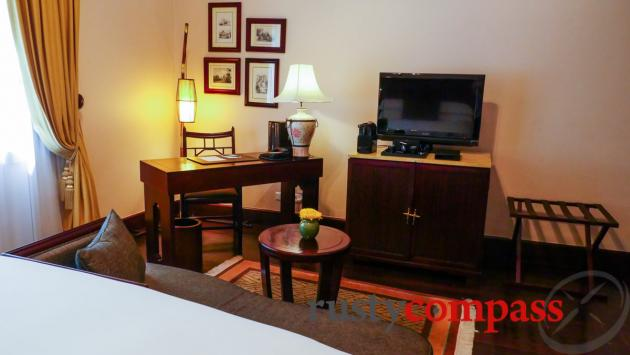 Grand Luxury room - Metropole Wing - Metropole Hanoi