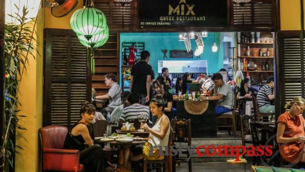 Mix Greek Restaurant, Hoi An