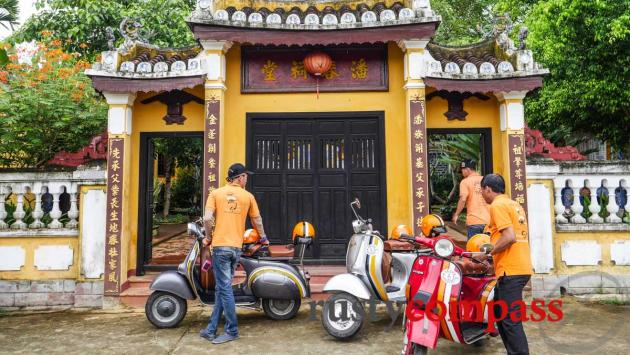 Motorbike tours, Hoi An - Vespa Adventures