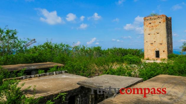 Old French Fort, Po Shanu Cham Towers, Phan Thiet