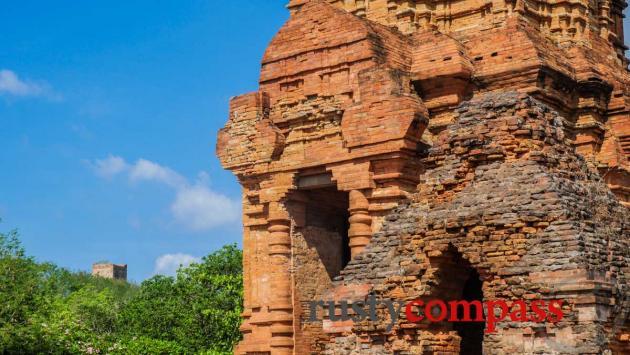 Po Shanu Cham Towers, Phan Thiet