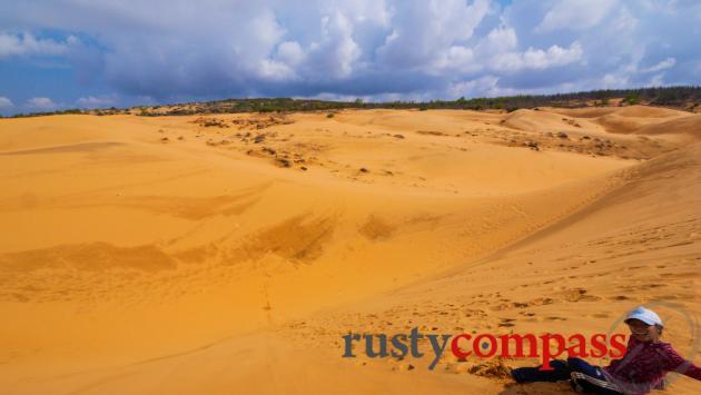 Red Sand Dunes, Mui Ne