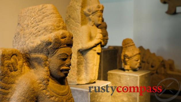 Museum of Vietnamese History, Saigon