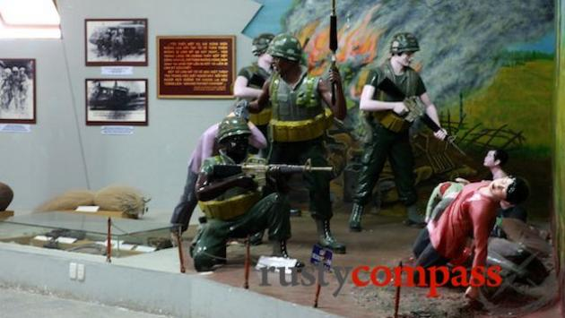 The museum at My Lai.
