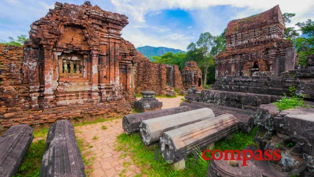 My Son Cham temples