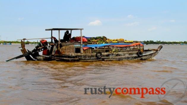 Mekong River, My Tho