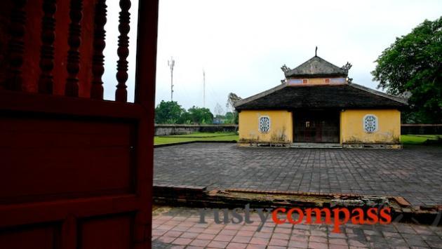 Nam Giao, Hue