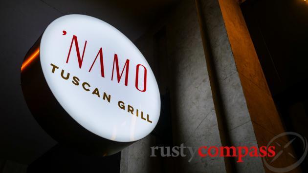 Namo Tuscan Grill, Saigon