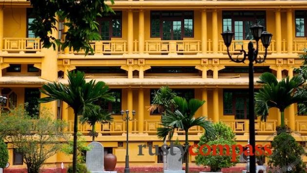 National Museum of Vietnamese History, Hanoi