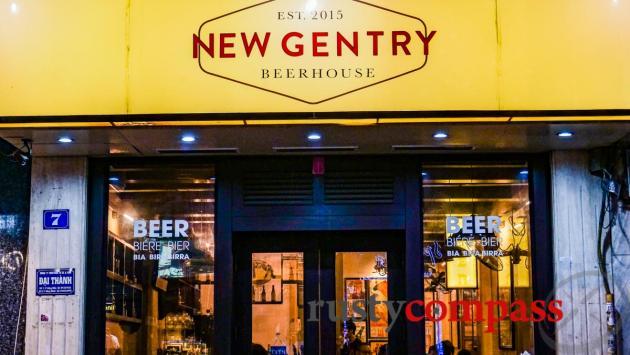 New Gentry Beer House, Hanoi