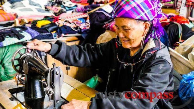 The new market, Sapa