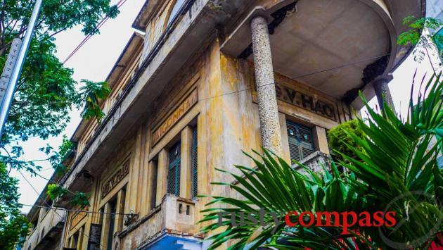 Nguyen Van Hao building, Saigon