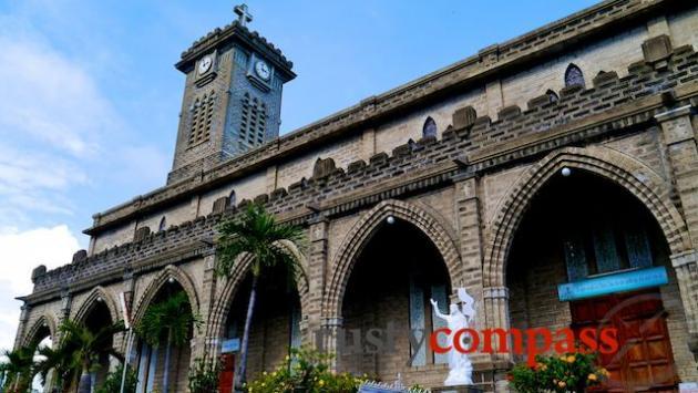 Nha Trang's Catholic Cathedral