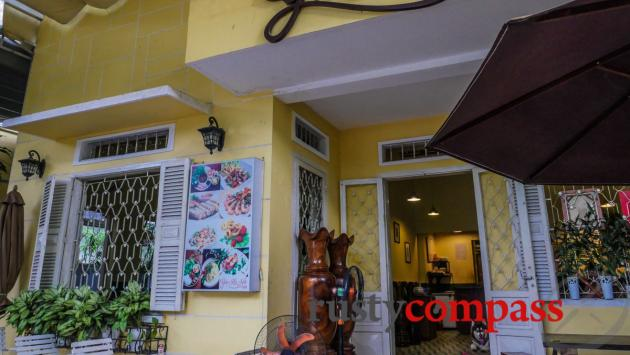 Goc Hanoi restaurant, Nha Trang
