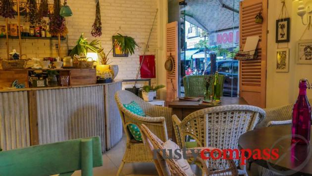 Alpaca home style cafe, Nha Trang