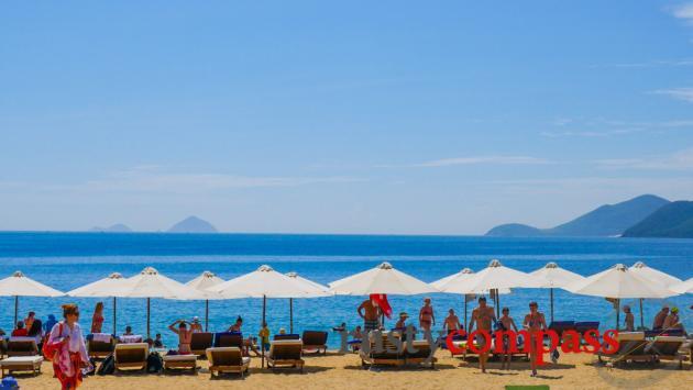 Nha Trang's bay - still a beauty