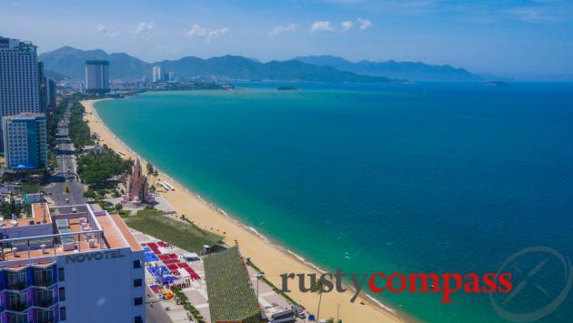 Nha Trang's bay