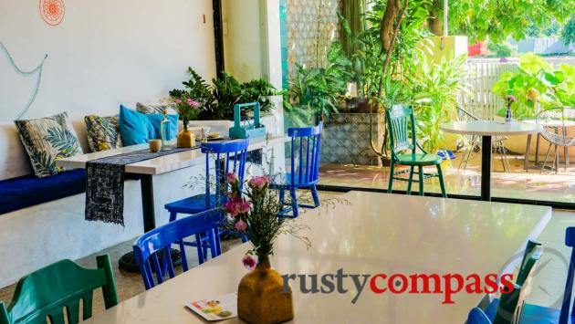 Nomad Yoga Cafe, Hoi An