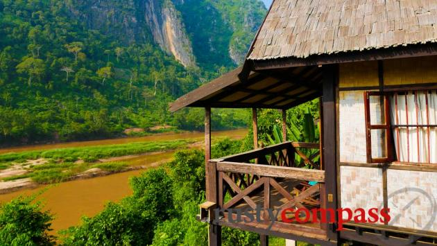 Riverfront Resort - Nong Khiaw, Laos