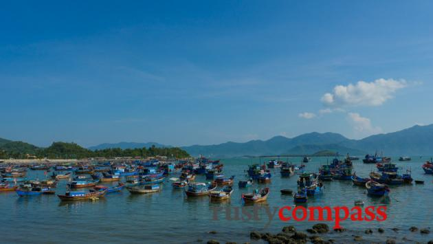 Travelling north of Nha Trang