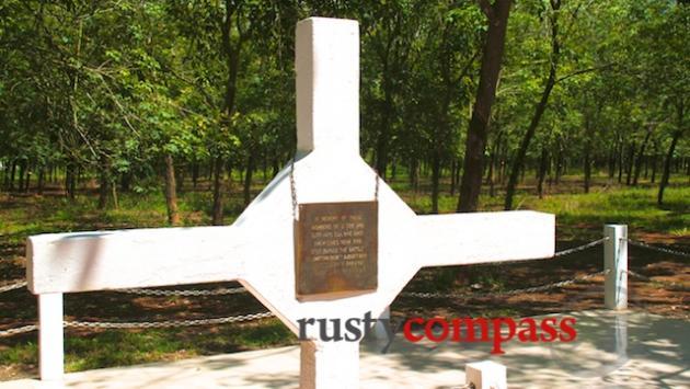 The cross at Long Tan