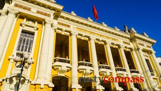 Hanoi Opera House - The French Quarter