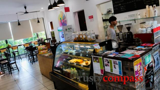 Oriberry Cafe, Ho Tay, West Lake Hanoi