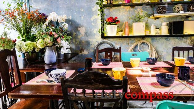 Padma de Fleur lunch