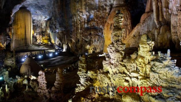 Paradise Cave, Phong Nha - Ke Bang