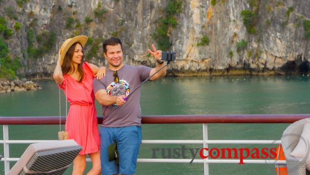Paradise Elegance Cruise, Halong Bay