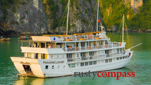 Pardise Luxury - Paradise Cruises, Halong Bay