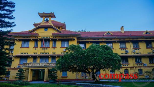 Pasteur Institute, Hanoi