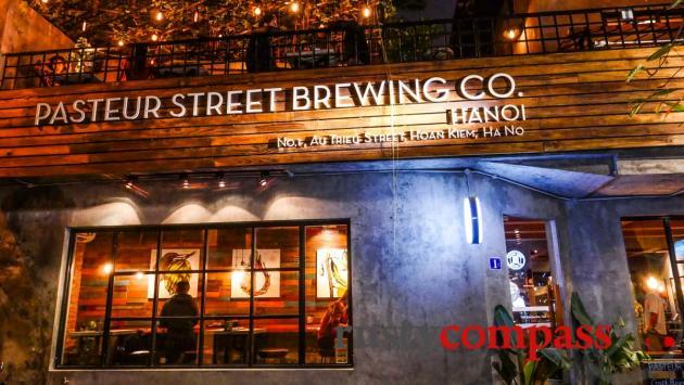 Pasteur St Brewing, Hanoi