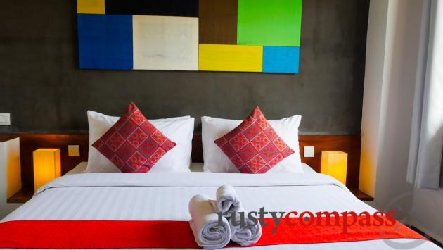 Superior Double, Patio Hotel and Urban Resort, Phnom Penh