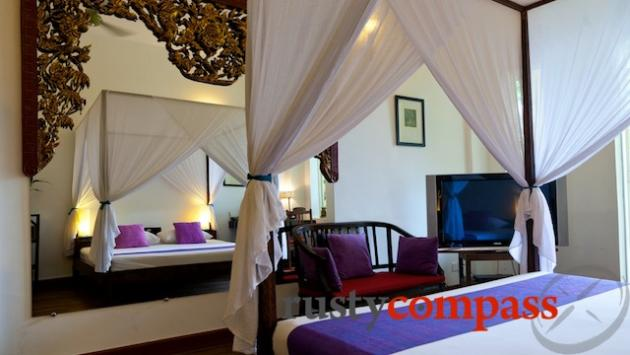 The Pavilion boutique hotel, Phnom Penh, Deluxe Double Room