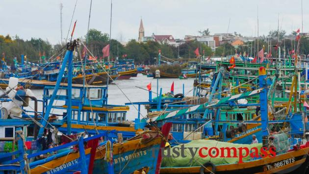 Phan Thiet waterfront