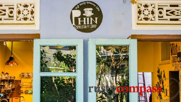 Phinh Espresso and Drip Cafe, Hoi An