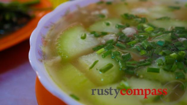 Khmer soups shouldn't be missed.