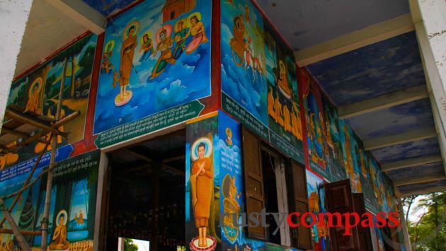 Phnom Sampeou, Battambang