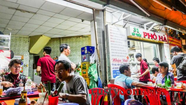 Pho Ha, Saigon - review by Rusty Compass