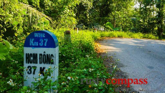 Ho Chi MInh Highway East - Phong Nha
