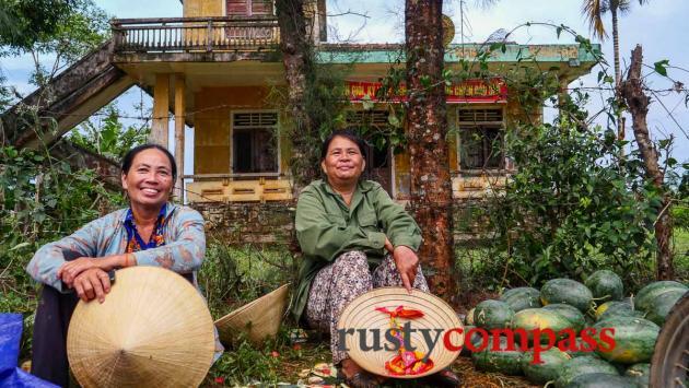Watermelon ladies - Phong Nha