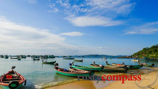 Ganh Dau, Phu Quoc Island
