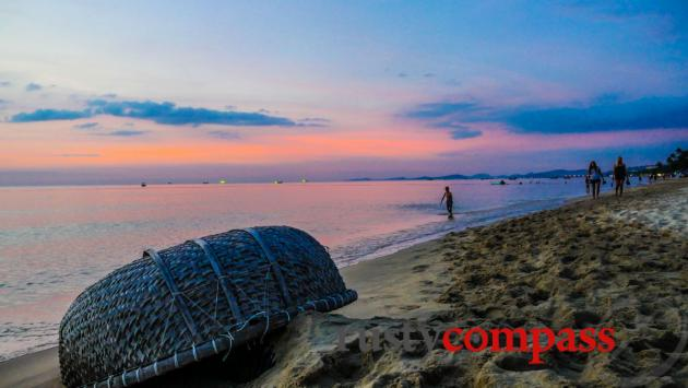 Phu Quoc's magical sunsets