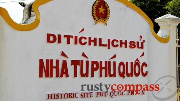Phu Quoc Island prison