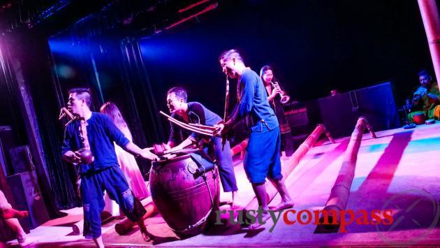 Phu Sa Lab Hanoi, music and culture