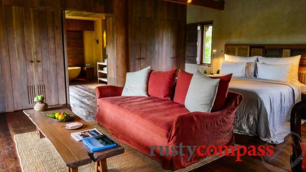 Phum Baitang Resort, Siem Reap