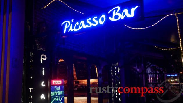 Picasso Bar, Siem Reap